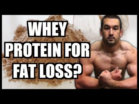 Whey Protein For Weight Loss?