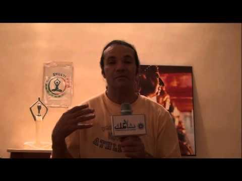 شرح فوائد اليوجا مع هاني سامي مؤسس مركز شانتي يوجا القاهرة