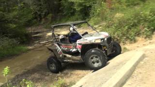 7. Polaris RZR S 1000 Trail Ride Action from Brimstone