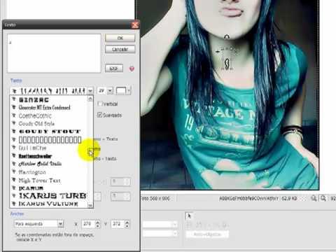 Como Editar uma foto fake usando o photoscape