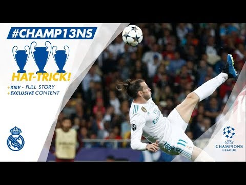 Champions League FINAL   Real Madrid 3 - 1 Liverpool   FULL STORY