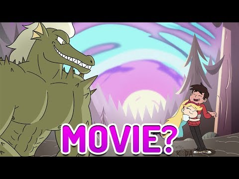 Star vs the Forces of Evil TV MOVIE? The Future of the Series!