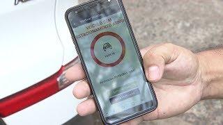 Bauru: sistema digital permite pagamento da zona azul no cartão e dispensa uso do talão