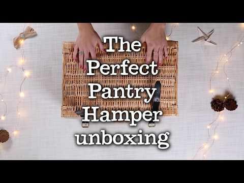 The Perfect Pantry Hamper, Organic