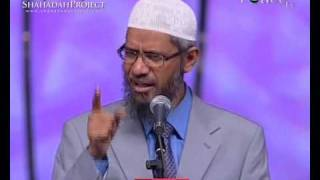 Hq: Peace Conference 2009 - Women's Rights In Islam By Dr. Zakir Naik - Part 9/21