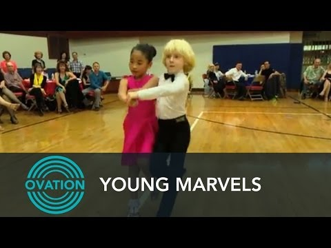 Young Marvels - Lev the Ballroom Dancer