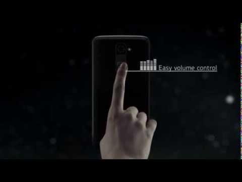 LG G2 - prezentacja tylnych przycisków obudowy