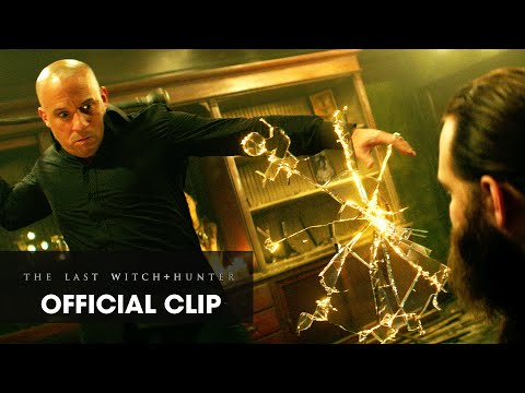 The Last Witch Hunter (Clip 'Wake Up')