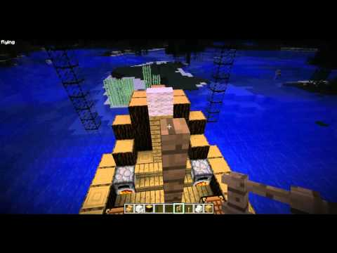 Minecraft Mod - Ships and Boats