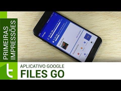 Primeiras impressões do app Google Files Go  TudoCelular.com
