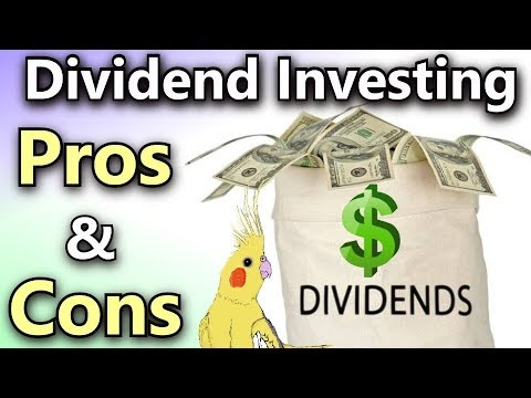Dividend Investing: Pros And Cons Of Investing In Dividend Stocks! 💵📈