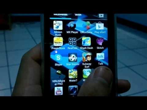 i-mobile i-style 7.1 รีวิว ถ่ายจาก n8