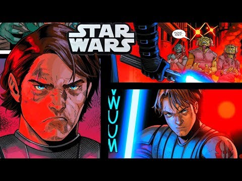 Anakin Snapped When He Saw Slaves And Went Mad!!(canon) - Star Wars Comics Explained