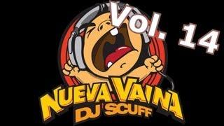 Dj Scuff - Dembow Mix Vol.14 (Dembow 2013)