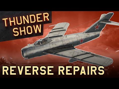 Thunder Show: Reverse repairs