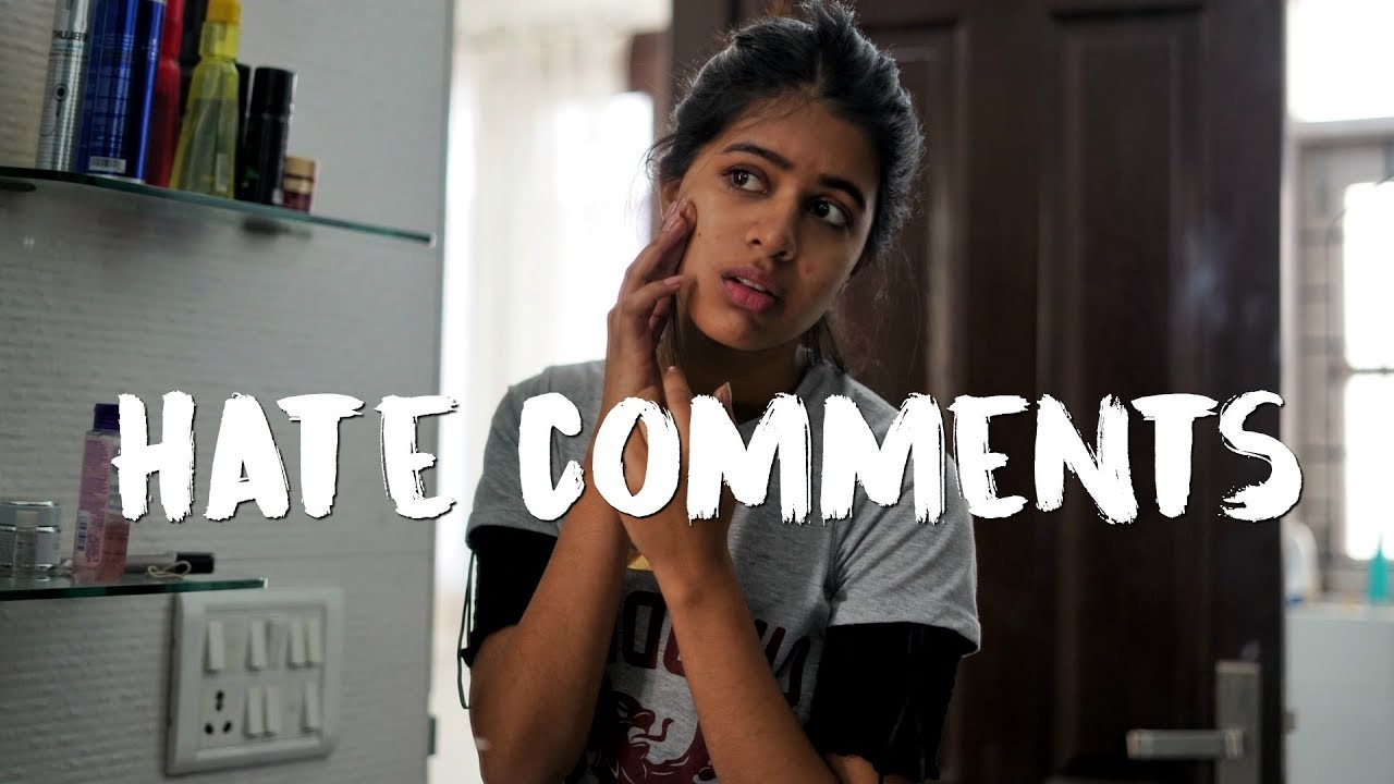 What Hate Comments Feel Like | Sejal Kumar