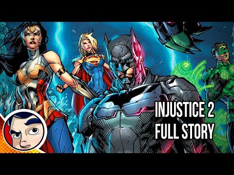 Injustice 2 - Full Story | Comicstorian