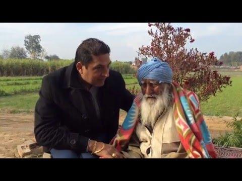 [VIDEO]This 120 Year old Punjabi Man