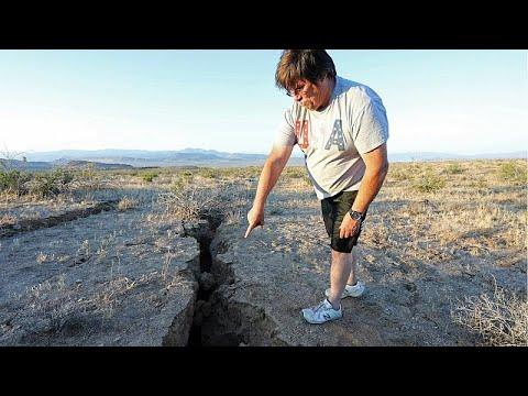 Kalifornien: Panik in Ridgecrest - neues Erdbeben d ...