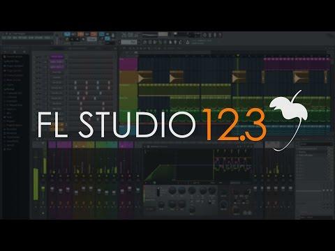 FL Studio 12.3 | Whats New?