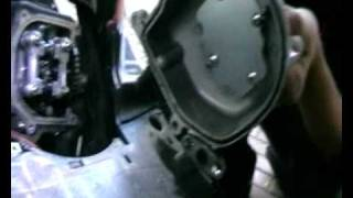 9. Chinese scooter valve adjustment