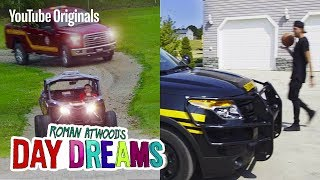 Video Uh Oh, They Are Here Again!! - Roman Atwood's Day Dreams (Ep 5) MP3, 3GP, MP4, WEBM, AVI, FLV September 2018