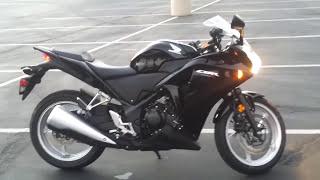 5. 2012 Honda CBR 250r | Vlog Pt 1 | The Introduction