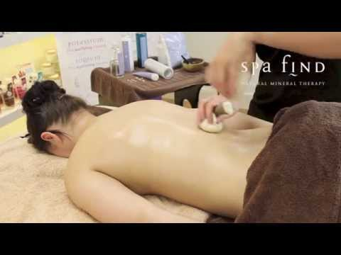 An overview of Spa Find Skincare Heaven Hot Poultice Journey Massage