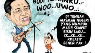 Serikat pengamen Indonesia   lagu kritikan lucu untuk indonesia