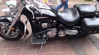 9. Yamaha roadstar 1700 cc año 2004
