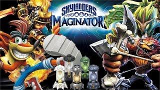 Crash wird doch Plattform übergreifend sein! :) Skylanders Imaginators - Create a Skylander Gameplay! https://youtu.be/UgLWUnwdIw4 Skylanders Imaginators - K...
