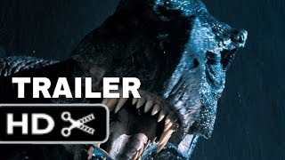 Jurassic World Official Trailer 2015 Upcoming Movie