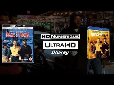 Boyz N The Hood : Comparatif 4K Ultra HD vs Blu-ray