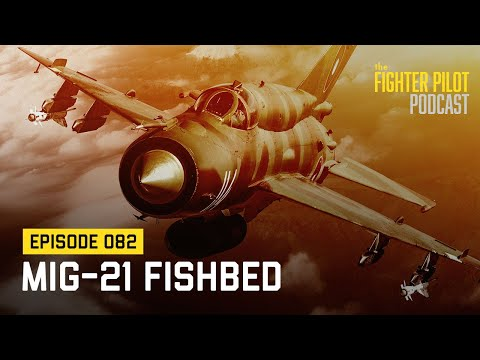 The MiG-21 Fishbed. There may be...