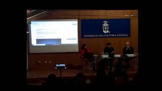 Contidos e prácticas culturais e artísticas na contorna dixital. Sesión de tarde I