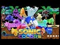 sonic Colors Fangame 2d