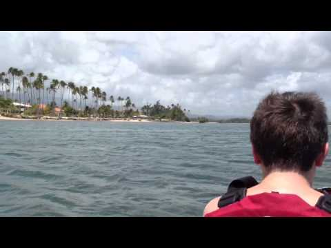 Kayak with Roi in Puerto Rico