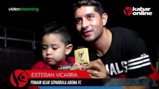Download Video Esteban Vicarra, Habiskan Liburan di Kota Bogor MP3 3GP MP4