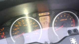 6. 2009 Suzuki Burgman 400 for sale