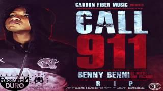Call 911   Benny Benni   Original   Audio Oficial   Tiraera 2015