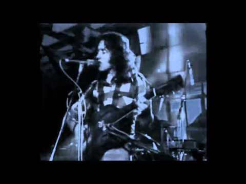 Rory Gallagher - Edged In Blue (видео)