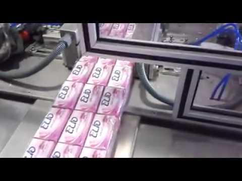 Sabun Paketleme Makinası  ( Soap Packaging Machine )