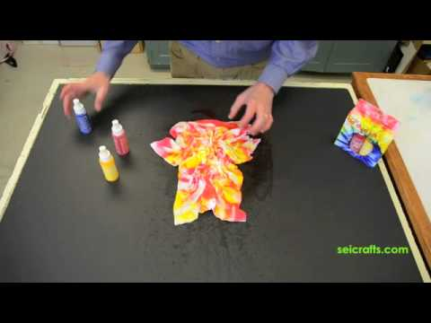 Fast easy scrunch tie dye ac moore fast easy scrunch tie dye 3hc8uhsxbki ccuart Image collections