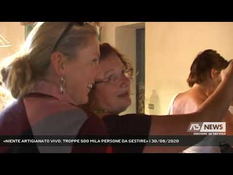«NIENTE ARTIGIANATO VIVO; TROPPE 500 MILA PERSONE DA GESTIRE» | 30/06/2020