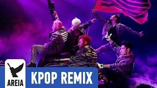 Video BIGBANG - Bang Bang Bang | Areia Kpop Remix #196 MP3, 3GP, MP4, WEBM, AVI, FLV Maret 2018