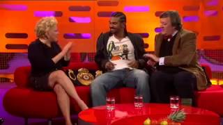 Video The Graham Norton Show 2010 S8x05 Bette Midler, Stephen Fry, David Haye Part 2 MP3, 3GP, MP4, WEBM, AVI, FLV Desember 2018