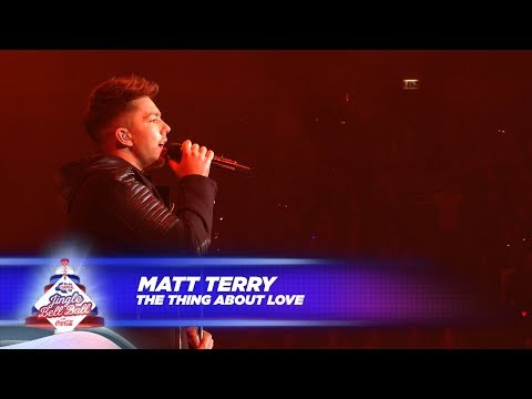 Matt Terry - 'The Thing About Love' (Live At Capital's Jingle Bell Ball 2017)