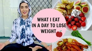 Hello awesome people! WELCOME BACK TO MY CHANNEL! I've finally managed to film a WHAT I EAT IN A DAY TO LOSE WEIGHT video after so many of you requested it o...