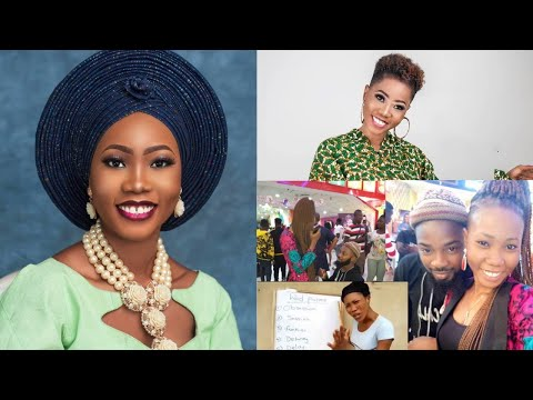 WATCH Yoruba Actress Omo Ibadan, Her Man And 10 Things You Never Knew