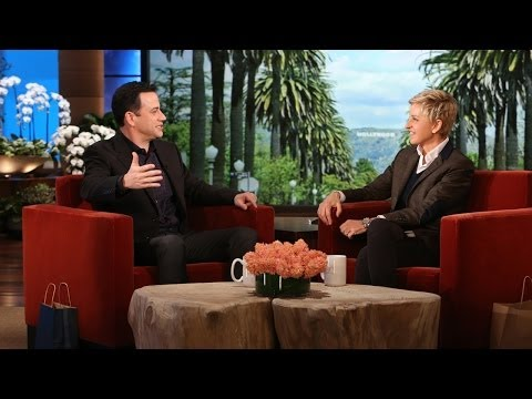 Jimmy Kimmel Announces Baby On Ellen